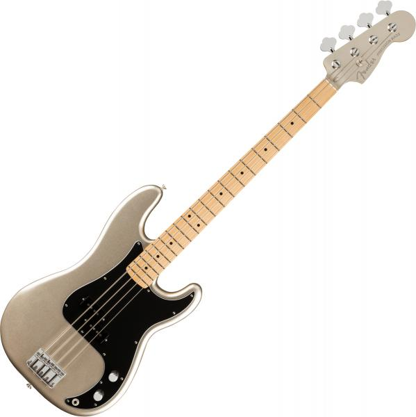 Solid body electric bass Fender 75th Anniversary Precision Bass Ltd (MEX, MN) - Diamond anniversary