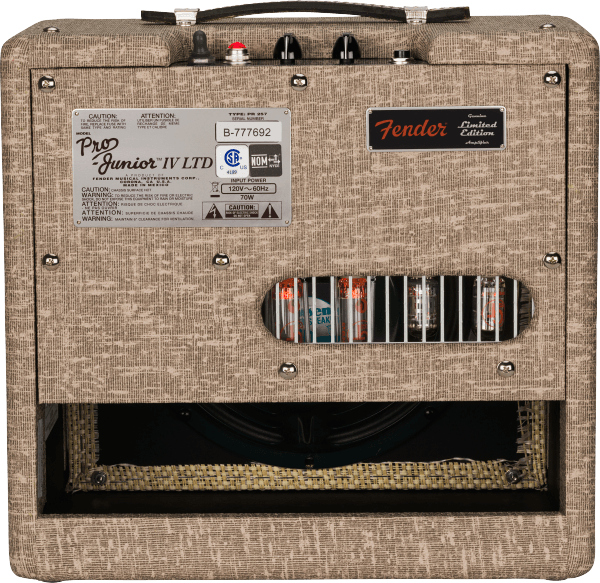 Electric guitar combo amp Fender Pro Junior IV FSR Ltd - Fawn