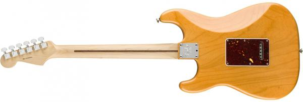Solid body electric guitar Fender Lightweight Ash American Professional Stratocaster Ltd (USA, MN) - aged natural