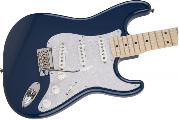Solid body electric guitar Fender Hybrid Stratocaster (MN, Japan) - indigo