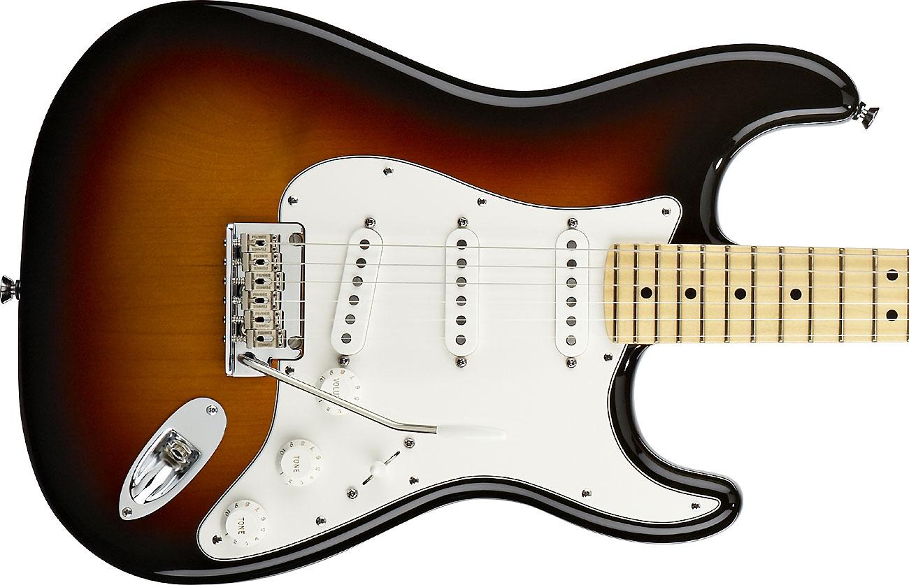 Fender Stratocaster American Standard (USA, MN) - 3-color sunburst ...