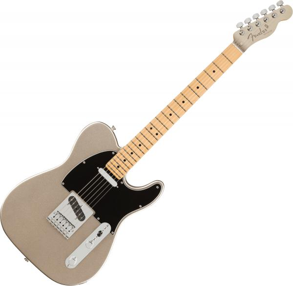 Solid body electric guitar Fender 75th Anniversary Telecaster Ltd (MEX, MN) - Diamond anniversary