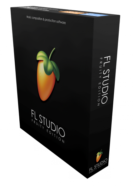Sequencer sofware Image line FL Studio 20 Fruity Edition