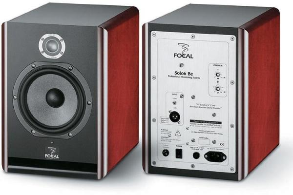 Active studio monitor Focal Solo6 BE - One piece
