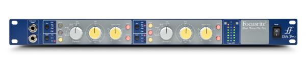 Preamp Focusrite Isa Two