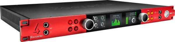 Thunderbolt audio interface Focusrite Red 4Pre