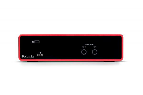 Usb audio interface Focusrite Scarlett 2I2 G3