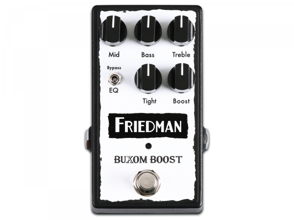 Volume, boost & expression effect pedal Friedman amplification BUXOM BOOST