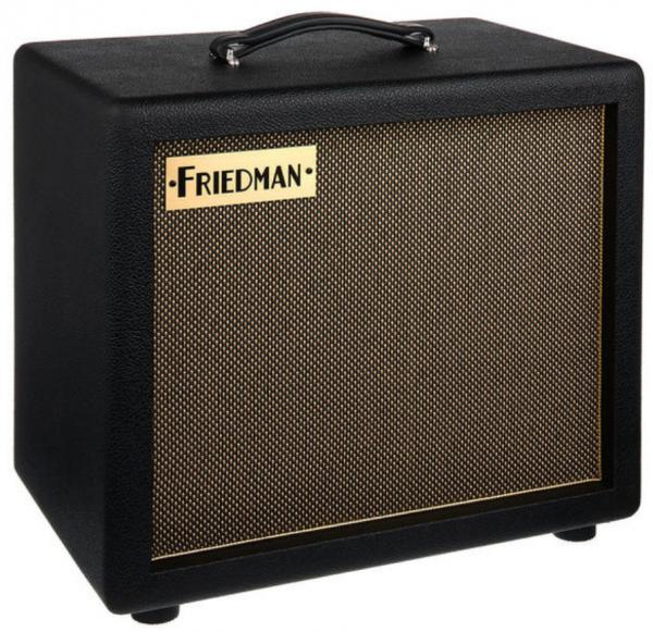 Electric guitar amp cabinet Friedman amplification Runt 112 Cabinet