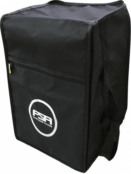 Percussion bag & case Fsa FBSKT Cajon Strike Gigbag Black