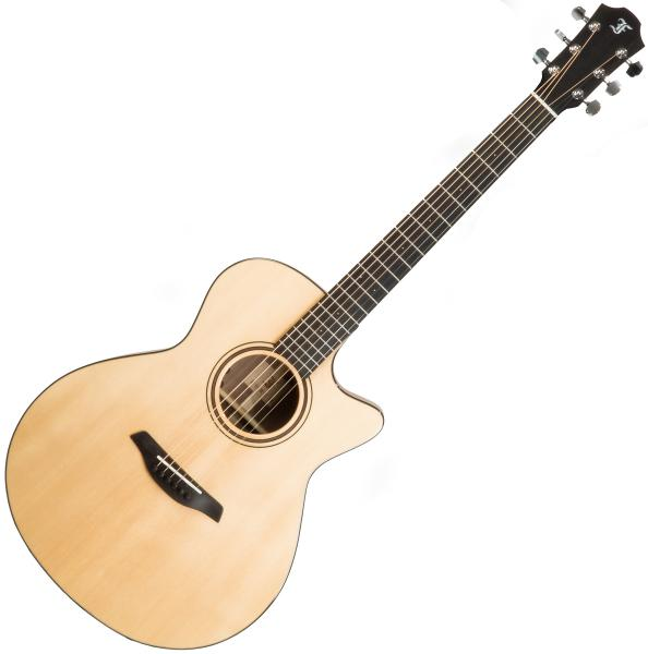 Acoustic guitar & electro Furch Blue SW GC LRB1 - Natural