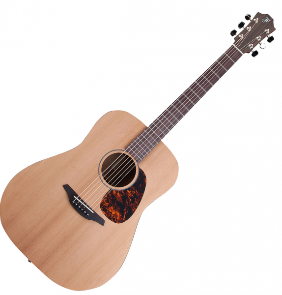 Acoustic guitar & electro Furch BLUE D-CM Millennium - Natural open-pore