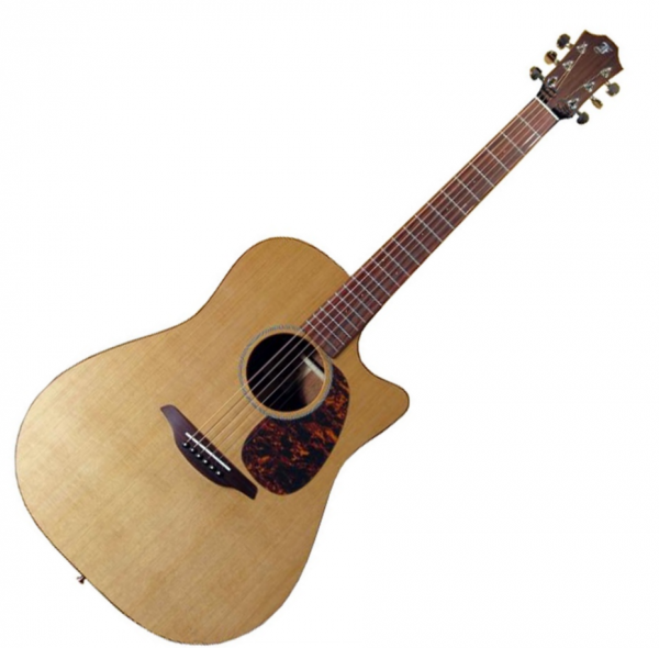 Acoustic guitar & electro Furch Millenium D-20-CM Pan Coupé - Natural