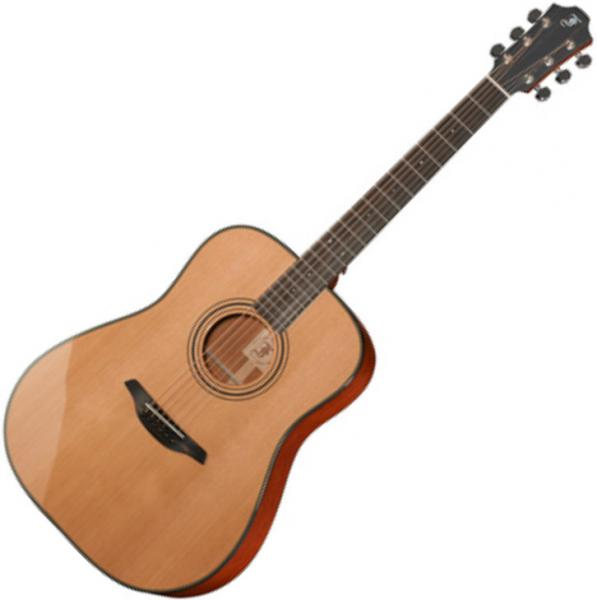 Acoustic guitar & electro Furch Millenium D22-CM - Natural