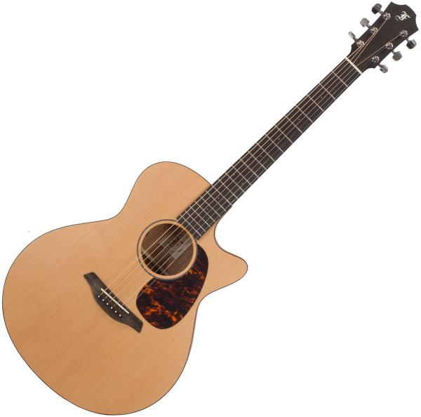 Acoustic guitar & electro Furch Millenium G20-CM Cut LRB1 - Natural