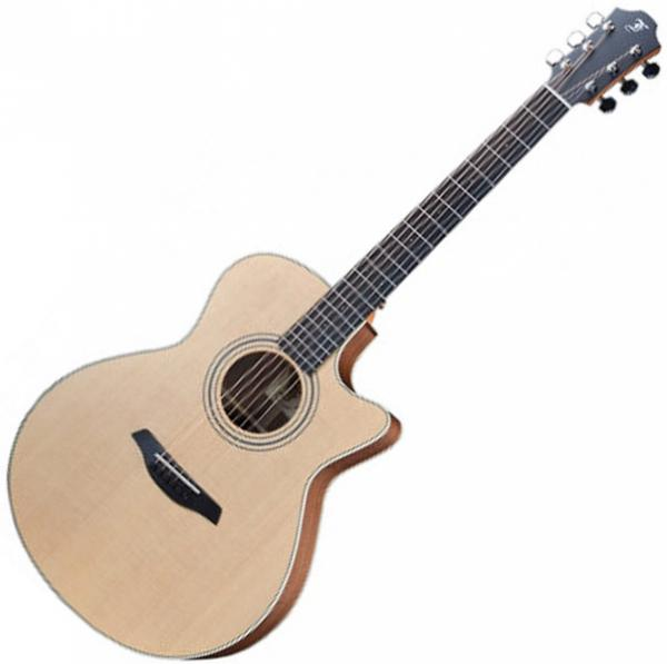 Acoustic guitar & electro Furch Millenium G21-SW Cut LRB1 - Natural