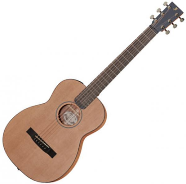 Travel acoustic guitar  Furch Little Jane LJ10-CM Travel - Naturel
