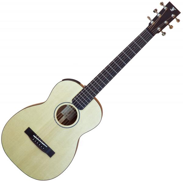 Travel acoustic guitar  Furch Little Jane LJ10-SM Travel - Natural satin