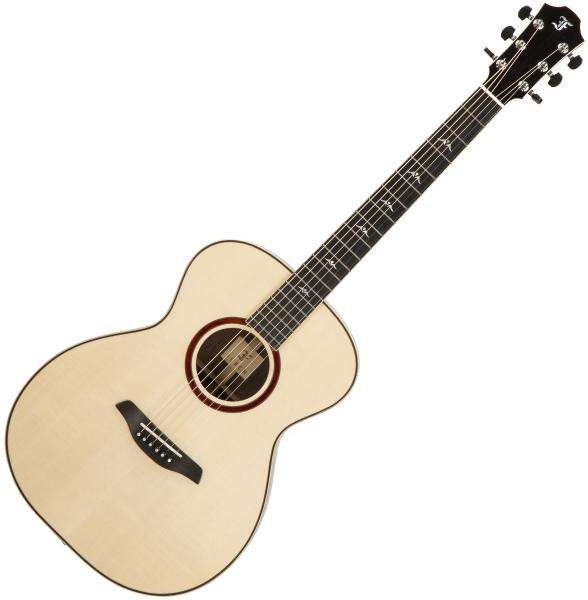 Acoustic guitar & electro Furch Rainbow Orange OM SR - Natural