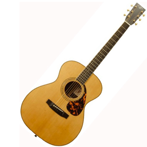 Acoustic guitar & electro Furch Vintage OM-34-SR - Natural