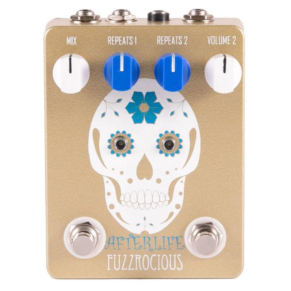 Reverb, delay & echo effect pedal Fuzzrocious Afterlife Reverb