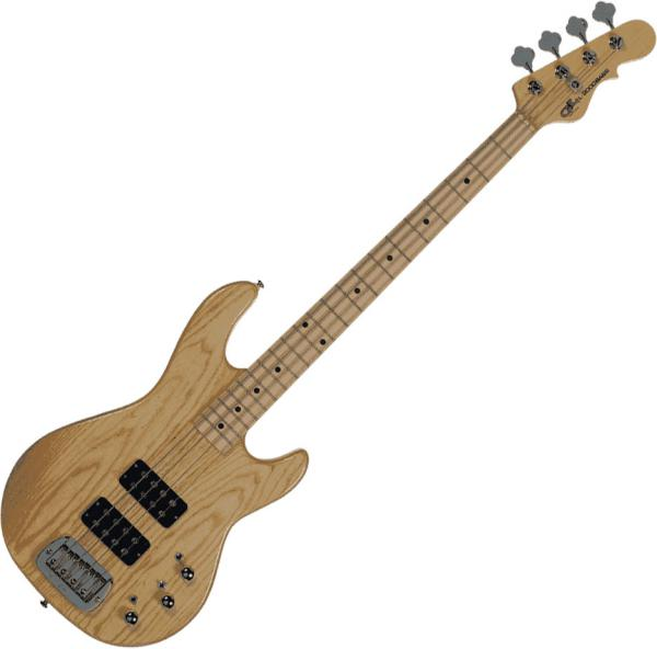 Solid body electric bass G&l Tribute L-2000 (MN) - Natural