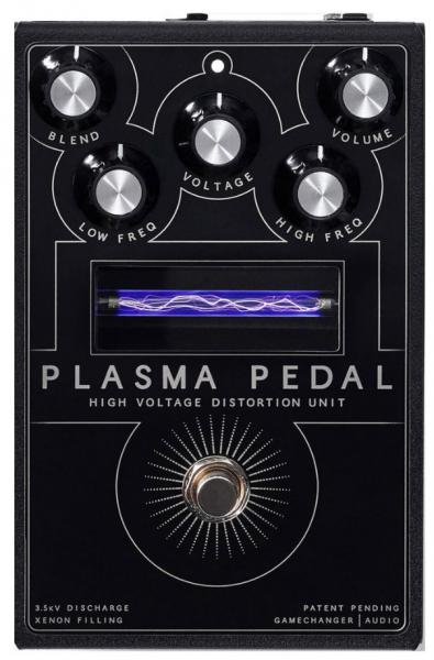 Overdrive, distortion & fuzz effect pedal Game changer Plasma Distortion