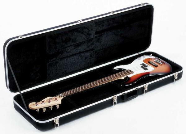 Electric bass case Gator GC-BASS Molded Bass Guitar Case