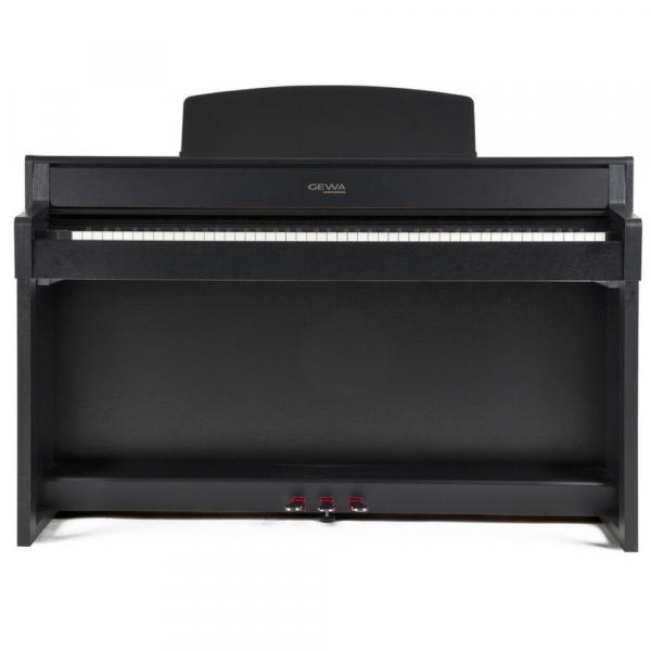 Digital piano with stand Gewa UP 385 G Noir mat