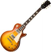 Solid body electric guitar Gibson Custom Shop 1958 Les Paul Standard Reissue 2019 - Vos iced tea burst