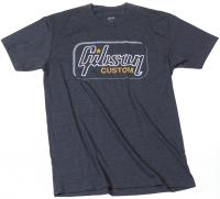 Custom T Heathered Gray - S