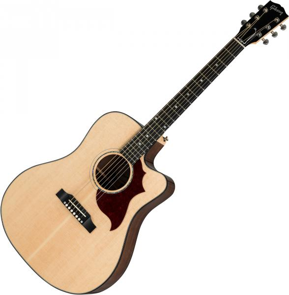 Acoustic guitar & electro Gibson Hummingbird Walnut M - antique natural