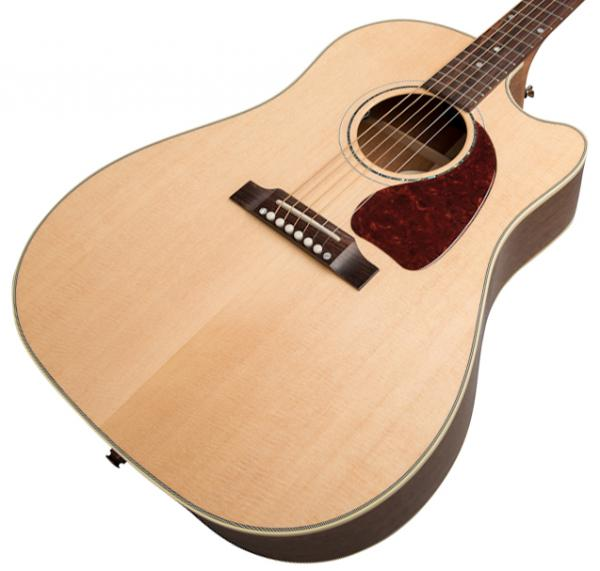 Acoustic guitar Gibson J-45 Mahogany M - antique natural