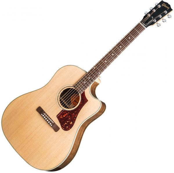 Acoustic guitar Gibson J-45 Walnut AG 2018 - antique natural