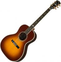 Acoustic guitar Gibson L-00 Deluxe 2019 - Rosewood burst