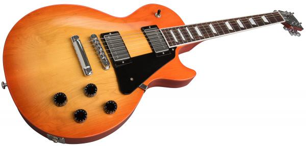 Solid body electric guitar Gibson Les Paul Studio - tangerine burst