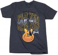 Played By The Greats T Charcoal - XL