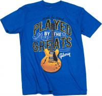 T-shirt Gibson Played By The Greats T Royal Blue - XXL