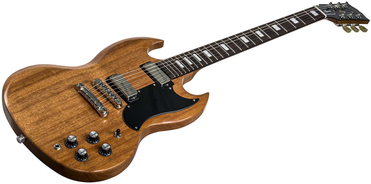 Gibson SG Special 2018 Natural Satin Solid Body Electric