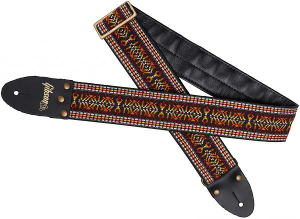 Guitar strap Gibson The Ember Guitar Strap