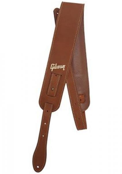 Guitar strap Gibson The Nubuck Guitar Strap - Brown