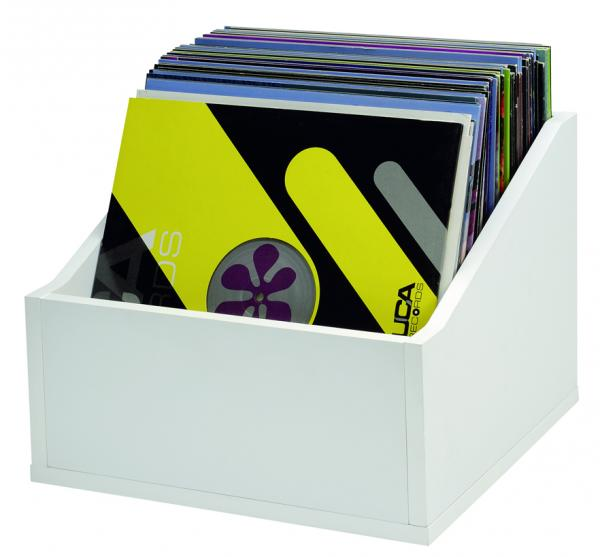 Dj storage Glorious Record Box Advanced 110 White