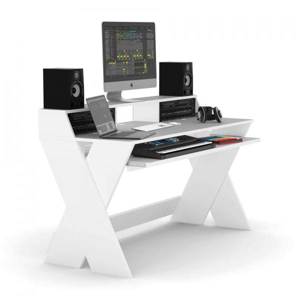 Furniture for studio Glorious Sound Desk Pro Blanc
