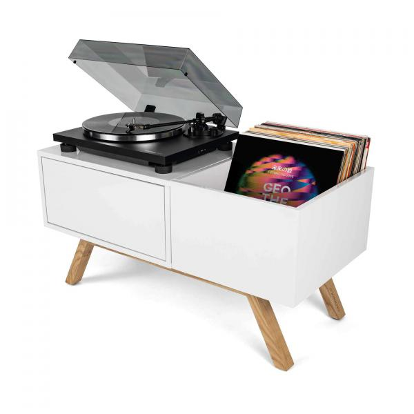 Dj storage Glorious Turntable Lowboard