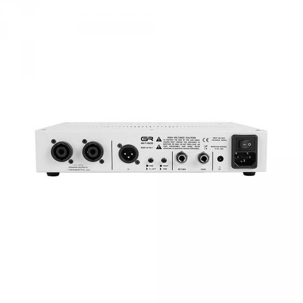 Bass amp head Gr bass ONE 800 HEAD WHITE