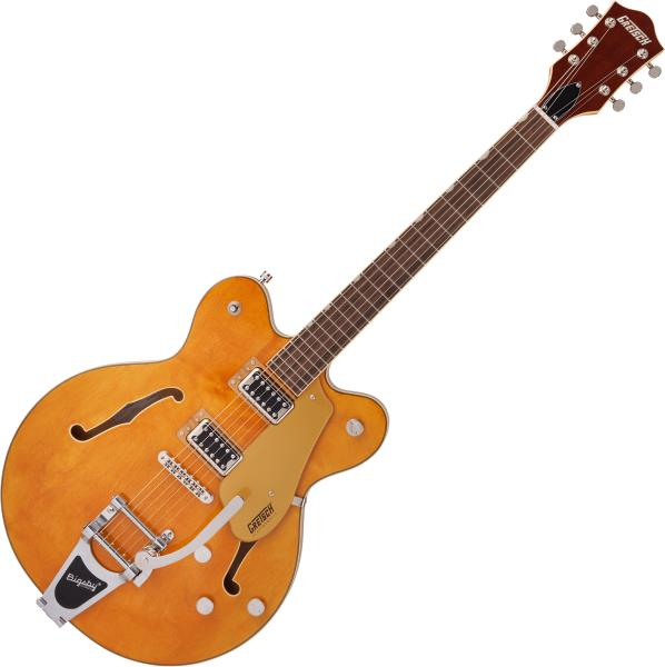 Semi-hollow electric guitar Gretsch G5622T Electromatic Center Block Double-Cut with Bigsby - Speyside