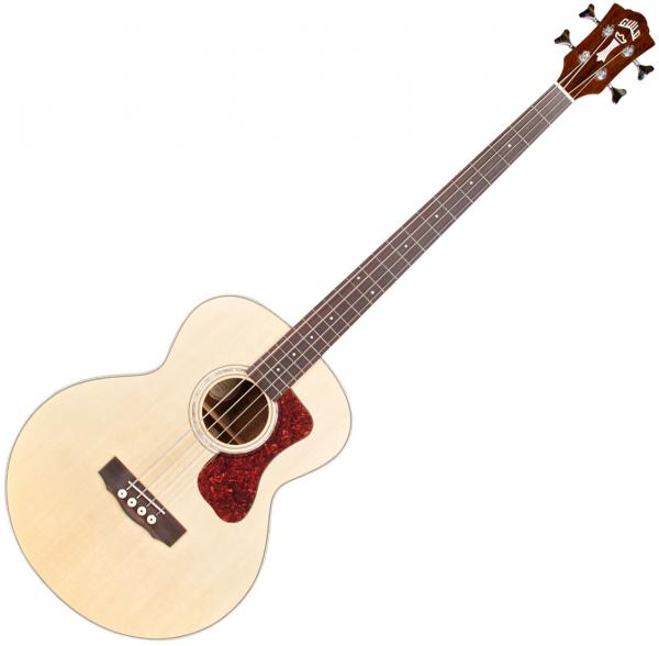 Acoustic bass Guild B-140E Westerly +Bag - Natural