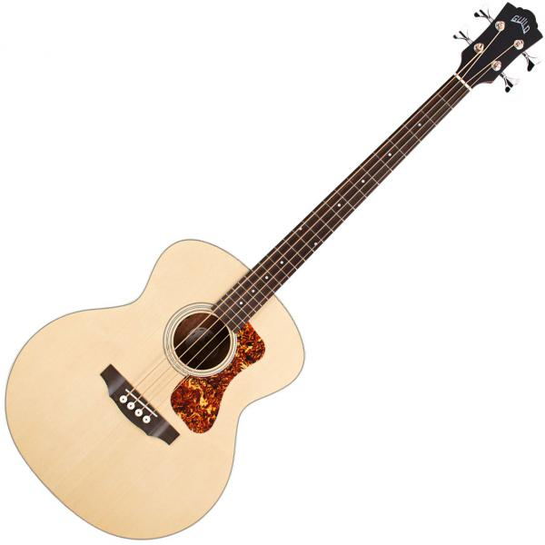 Acoustic bass Guild B-240E Westerly - Natural satin