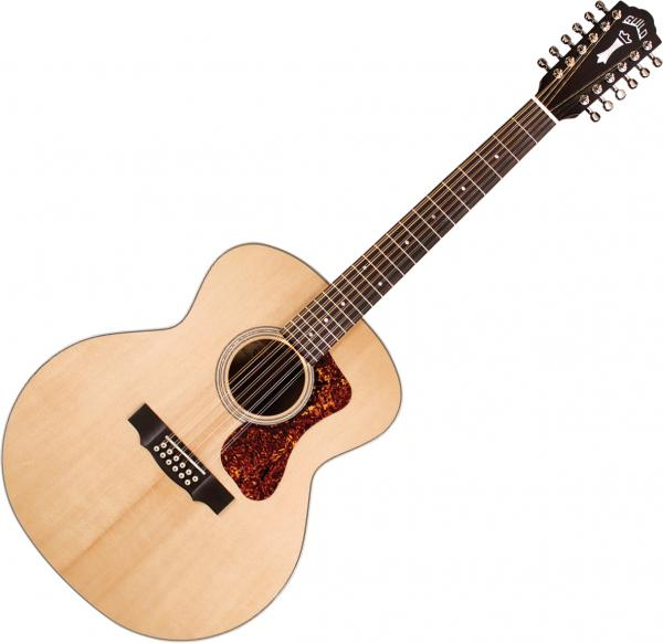 Acoustic guitar & electro Guild F-1512 Westerly - Natural