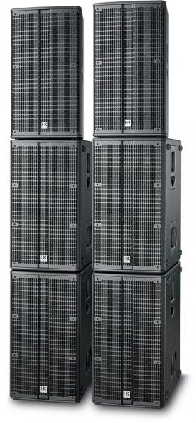 Complete pa system Hk audio Linear 5 Pack Rock